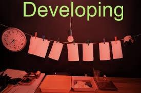 Developing
