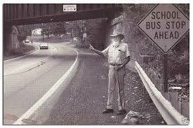Oldman_hitchhiking
